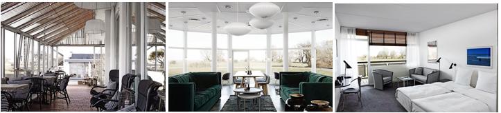 Interior instalaciones hoteleras