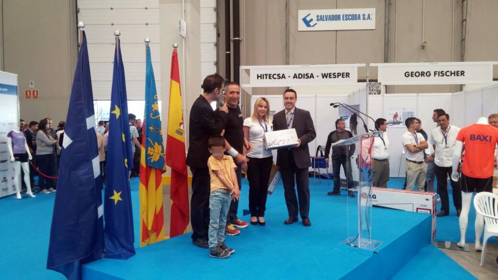 EscoFeria 2015 Valencia