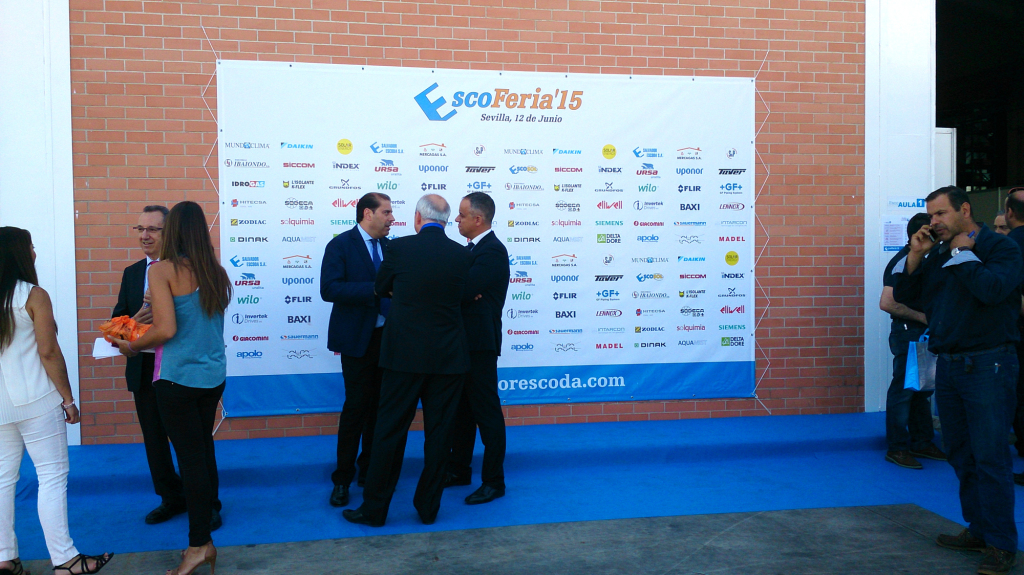 EscoFeria 2015 en Sevilla