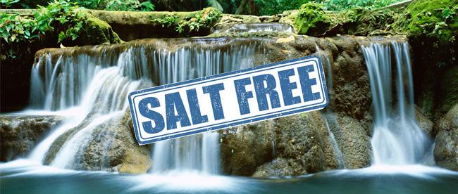 Descalcificador sin sal