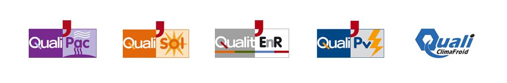Sellos de calidad de energías renovables en Francia