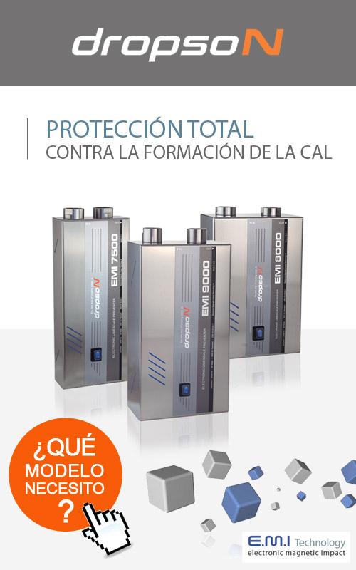 Protección total contra la formación de la cal