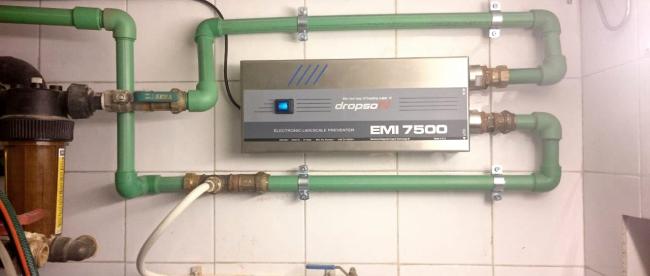 Instalación EMI 7500 ACS